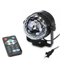 Effects Mini DJ Disco 4W Laser Projector IR Remote Control Ball Lumiere RGB Stage Lighting Effect Lamp Christmas KTV Music Party CF301