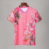 Designer famosi Mens T Shirt Polos T-shirt di alta qualità Uomo Donna Coppie Casual Manica Corta Tshirt Mens Collo tondo Stilista Tees