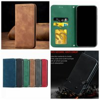Fashion Skin Feel PU Leather Wallet Cases For Iphone 12 Mini Pro Max 11 XR XS MAX X 8 7 6 Plus Credit Card ID Slot Holder Mobile Phone Pouch Flip Cover