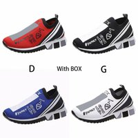 2021 New Dolc Bbana Flying Woven Breathable Dunk Casual Sports Shoes Red Yellow White Black Lightweight Net Shoe Men Women Sneakers