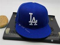 새로운 2021 로스 앤젤레스 시티 어른 모자 멋진 야구 모자 성인 보스턴 힙합 샌디에고 장착 캡 남성 여성 전체 폐쇄 Gorra