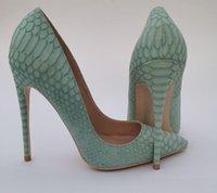 2021 Designer de Marca de Luxo Mulheres Sapatos Vermelho Bottoms Big Size Tamanho Euro45 Pointed Toes Altura 8cm 10 cm 12cm Bombas STILETTO Calcanhar Dança Preto Amarelo