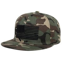 Лучшее высокое качество США флаг камуфляж бейсболка для мужчин Snapback Hat армейский американский флаг бейсбольная кепка кость дальнобойщик горас