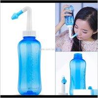 Другие предметы красоты здоровья 500 мл полоскание промывки моют Система промывки NETI горшок аллергический ринит носовой ороситель нос для взрослых ребенок GW MBS8C