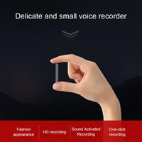 Digital Voice Recorder Mini Activated Recording Dictaphone Micro Audio Sound Flash Drive Secret Record USB Brand Xixi