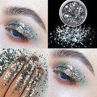 Eye Shadow 1@# Brand Fashion Silvery 12 Color Makeup 1pc Magnificent Metals Glitter And Glow Liquid Eyeshadow #2