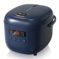 밥솥 2L 밥솥 증기선 다기능 주방 요리 냄비 비 스틱 안쪽 점심 상자 24 시간 예약 DFB-B20N2