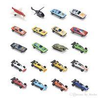 20 pcs / lote mini liga liga quente liga de liga de metal corridas modelo modelo engraçado crianças brinquedos pequeno estilo menino presente de natal