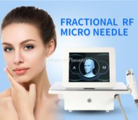 MicroSededle Micro Micro Aiguille Fractional RF Rabencer Beauty Machine Machine Équipement d'élimination des rides CE Face Soutien des vergetures Traitement anti-acné