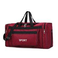 Big Capacity Gym Bags Sport Men Fitness Gadgets Yoga Gym Sack Mochila Gym Pack for Training Travel Sporttas Sportbag Duffle Bags Q0721