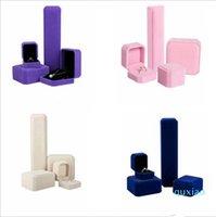벨벳 쥬얼리 상자 목걸이 상자 BraceletBox 귀걸이 보석 상자 Braceletbox ringbox입니다.