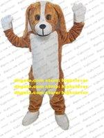 Beagle Dog Mascot Costume Basset Hound Labrador Golden Retriever Dachshund Mascotte Costumi Adulto Carattere Adulto Affari di Advocacy Immagine ZX388