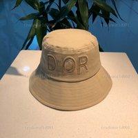 여성을위한 20ss 버킷 모자 패션 클래식 디자이너 나일론 새로운 가을 봄 어부 태양 모자 드롭 우주선