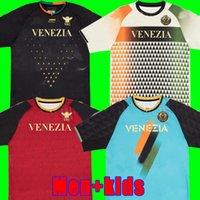 Вентиляторы игрока JUVENTUS футбол Джерси 4-х PALACE рубашки футбола RONALDO DE Ligt 20 21 DYBALA JUVE четвертый Мужчины + Детская комплект обмундирования 2020 2021