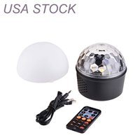 Stage Lighting Night Light Projector 3 in 1 Multifunctional LED Effects Nebula Galaxy Crystal Magic Ball Laser Lights, Sleep for Kids Adult Bedroom with Bluetooth