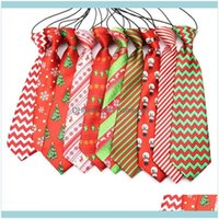 Apparel Supplies Home & Garden1Pc 10 Colors Adjustable Pet Neckties For Small Medium Large Dogs Cat Bow Tie Collar Dog Aessories Christmas D