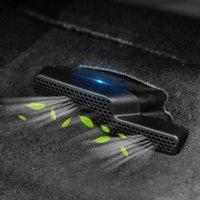 Organisateur de voiture ABS Plancher Climatiseur de climatiseur de goulot d'évent Sutlet Coup de garniture Sticker pour X1 F48 X2 F39 F45 F46 Série 2 accessoires