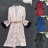 Women's Sleepwear 2021 Pajamas For Women Mujer Sexy Ladies Pyjama Skin-Friendly Solid Colour Pajama Sets Sleep Lounge Home Wear