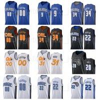 Ekran Baskılı Basketbol Terresiği Ross Jersey 31 Markelle Fullz 20 Dwayne Bacon 8 Wendell Carter JR 34 Otto Porter 22 Erkek Kadın Çocuklar
