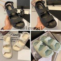 2021 Супер горячие новые сандалии, роскошные мужские и женские сандалии, дизайнерские мужские сандалии, дизайнерские женские сандалии, на липучке Sandal35-45