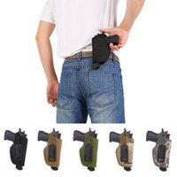 Nylon Chasse en plein air CS Jeu Shoot Sac portable Autres Accessoires tactiques Pistolet Holster Formation de combat Hommes