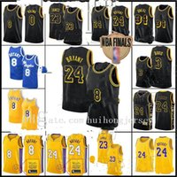 James 23 Jersey Lebron 2020 2021 Nouvelle Los Angeleslakerskobe824Bryant Basketball Jerseys Black Mamba Hommes Alex 4 Carus