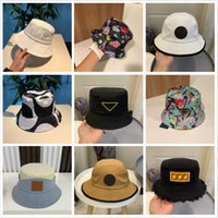 Luxurys Designer Eimer Hut Frau und Mann's Caps Luxus Baseballkappe Outdoor Travel Mode Freizeit Strand Sport Sun Hüte