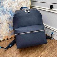 Рюкзаки являются глубокомышенными кожаными украшениями Уплотнение M30359 Мода Bagsthree Внутренние карманы добавляются с функциональными деталями. Регулируемый