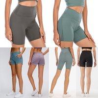 2021 Bayan Stilist Lu Şortlar VFU Yoga Pantolon Tayt Yogaworld Kadınlar Egzersiz Fitness Seti Elastik Fitness Bayan Tam Taytlar S A5CF #