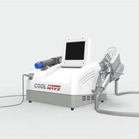 Cryolipolysis Shockwave Makinesi Yağ Donma Diğer Vücut Şekillendirici Cihazı Elektronik Şok Dalga Tteryapi Ağrı kesici
