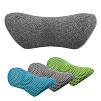 Seat Cushions Cushion Memory Foam Pillow For Tailbone Pain Chair Car Sciatica Back Relief Lumbar Support