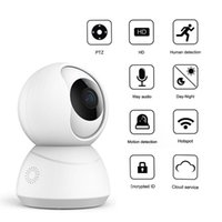 Wireless IP Camera 1080p Home Security 2.0MP Surveillance Wifi Mini CCTV 360 Night Vision Video Baby Monitor With TF Card Cameras