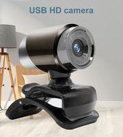 Webcams Webcam Full HD Web Camera With Microphone USB Plug Cam For Laptop PC Computer Desktop Mini