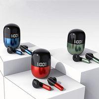 Pill Design J28 Tws Kopfhörer Bluetooth Headset Wasserdichte Deep Bass Ohrhörer True Wireless Stereo Kopfhörer DHL