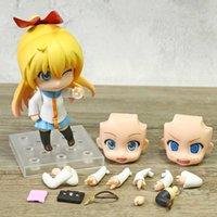 Anime Nisekoi Chitoge Kirisaki 421 PVC 액션 피규어 소장 모델 인형 장난감 H0831