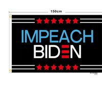 2024 Anti Biden Flags Outdoor Trump Banners 3' x 5'ft 100D Polyester Fast Shipping Vivid Color With Two Brass Grommets EWA4833