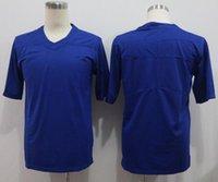 Jerseys personalizados profesionales Noticias York # 8 # 10 # 21 # 24 # 26 Logotipo bordado Número y nombre Todos los colores Mens Football Jersey