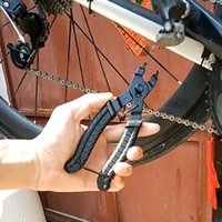 Tools MTB Mountain Bike Road Bicycle Buckle Hand Link Chain Pliers Quick Removal Install Clamp Repair Tool