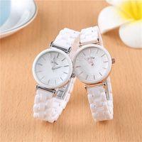 Sailwind Luxus Kristall Armbanduhren Frauen Weiße Keramik Damenuhr Quarz Mode Frauen Uhren Damen Armbanduhr Für Frau 210603