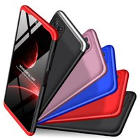 GKK Cover 3 in1 Protector Cases Shockproof Hard PC Mobile Accessory For Samsung Galaxy M32 4G A52 A72 A42 A32 A12 S21 S20 Note20