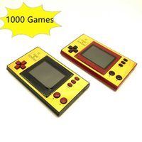 Game&Console 3 Inch Retro Handheld Game Console Portable Game Player for Nes Games with 1000 Built-in Games AV Out Rechargeable G0925