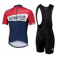 Morvelo Takımı Bisiklet Kısa Kollu Jersey (BIB) Şort Setleri Pro Giyim Dağ Nefes Yarış Spor Bisiklet Maillot Yumuşak Cilt Dostu Z41305
