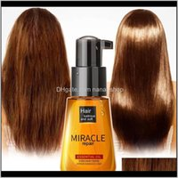 Shampoo&Conditioner & Styling Tools Products Drop Delivery 2021 Health Moroo Argan Oil Care Essence Nourishing Repair Damaged Split Frizzy Ha