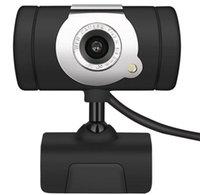HD webcam 480p câmera de computador embutido microfone videoconferência on-line Network Live + Caixa de varejo