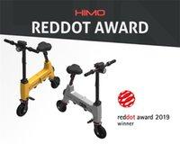 [الاتحاد الأوروبي instock] xiaomi youpin himo h1 mini ebike h1-كهربائي سكوتر 12 بوصة 180 واط 36 فولت 7.5ah بطارية ليثيوم قابلة للطي دراجة كهربائية