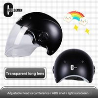 Cycling Helmets Safety Helmet Adult Men And Women Cute Bicycle For Girl Electric Motorcycle Dual & Single Lens Visors Moto