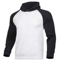 MARCA DE MODA Sudadera con capucha Hombres 2021 Primavera Outono Masculino Casual Hoodie Moletom Com Capuz Corsólida Camisetas para hombre
