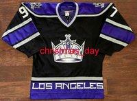 Stitch custom Los Angeles Kings 2005 Jeremy Roenick Hockey Jersey Add any number name hockey jersey