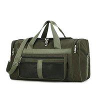 Duffel Bags Waterproof Nylon Travel Handbag Men Women Fashion Carry On Weekend Casual Large Capacity Tote Crossbody Classic
