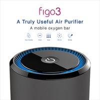 figo3 Car Air Purifier Mini Anion Deodorant Formaldehyde Removal Household Indoor negative ion atomizer Machine